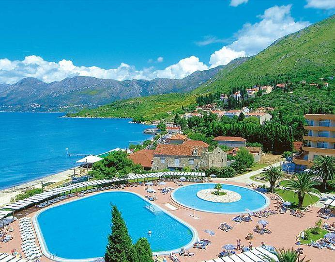 Sea holiday and relax on Adriatic - Croatia, Dubrovniik Riviera and islands