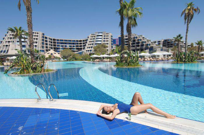 Holiday in Turkey all inclusive - early booking summer 2021 in Antalya by car