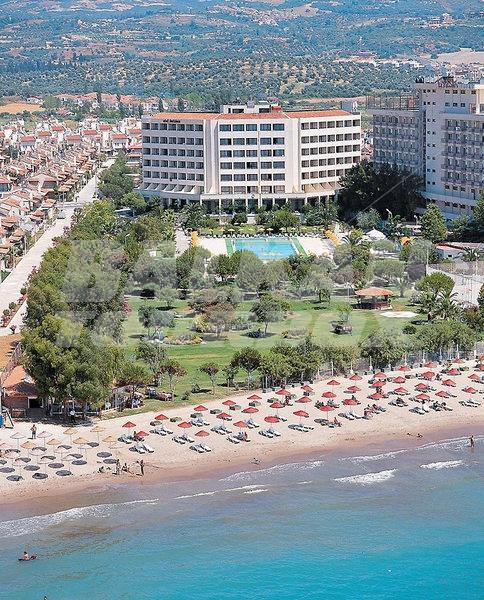 ������� � ������ - ����� ������� � �������� �� all inclusive, ����� ������� �� ����, booking sea holiday in Turkey, hotel Batihan Kusadasi, sights, beach and coast, ����� � �������� � ������, ������ ����� �� ����, all inclusive