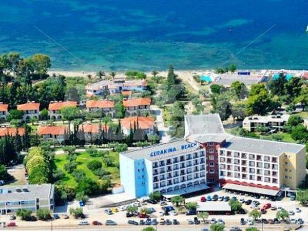 Hotel sithonia village 3 holiday in greece for Big box hotel bomonti