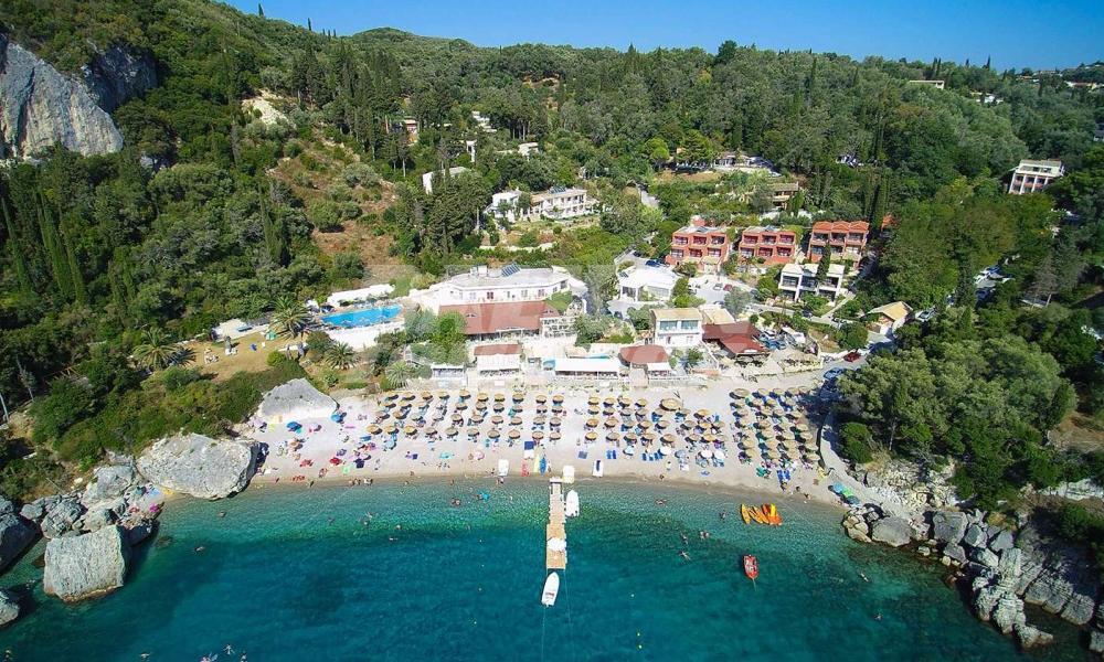 Hotel Blue Princess Beach Resort 4 Holiday In Greece
