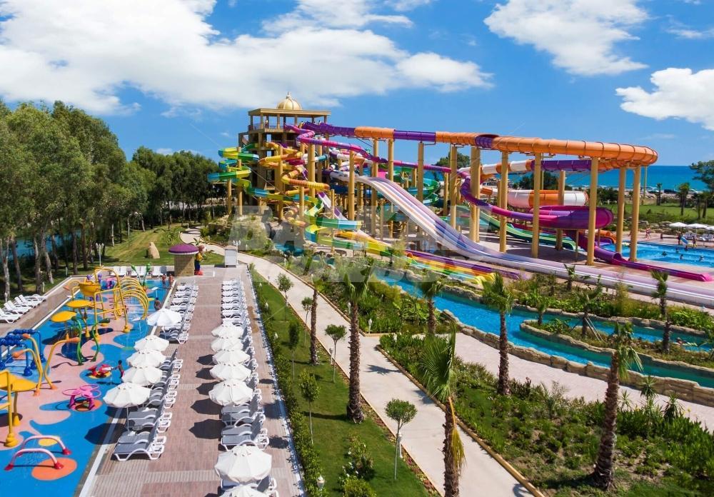 Hotel delphin be grand resort 5 holiday in turkey for Big box hotel bomonti