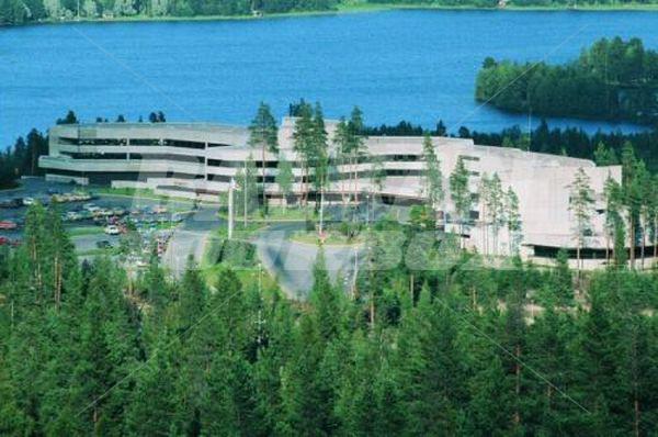 Hotel rantasipi laajavuori 3 holiday in finland for Big box hotel bomonti