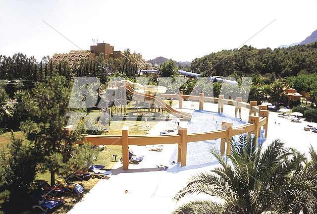 Hotel joy grand kemer 5 holiday in turkey for Big box hotel bomonti