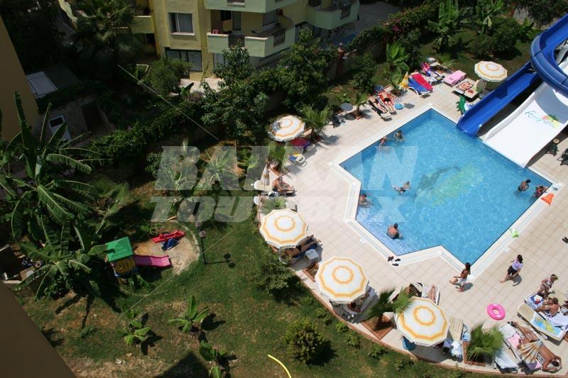 Hotel royal palm 4 holiday in turkey for Big box hotel bomonti
