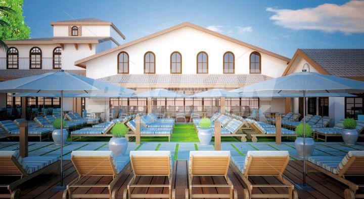 Hotel ramada resort akbuk didim 4 holiday in turkey for Big box hotel bomonti