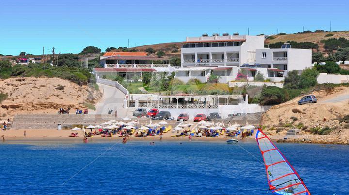 Holiday In Golden Milos Beach