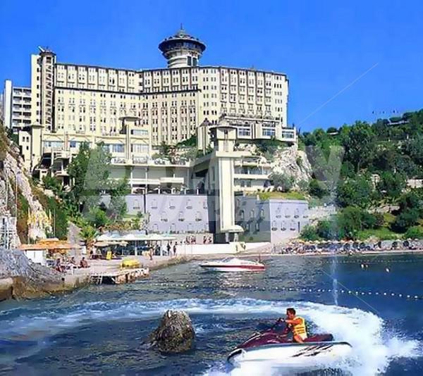 Hotel adakule 5 holiday in turkey for Big box hotel bomonti