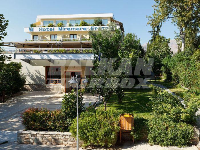 Hotel miramare hotel eretria 4 holiday in greece for Big box hotel bomonti